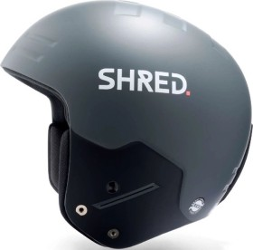Shred Basher Ultimate Helm grau (HEBSUJ14)