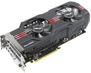 ASUS HD7950-DC2-3GD5 DirectCU II, Radeon HD 7950, 3GB GDDR5, DVI, HDMI, 2x Mini DisplayPort (90-C1CRN0-U0YAY0BZ)