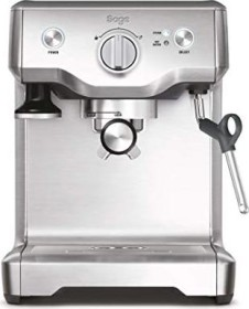 Sage SES810BSS The Duo Temp Pro silber