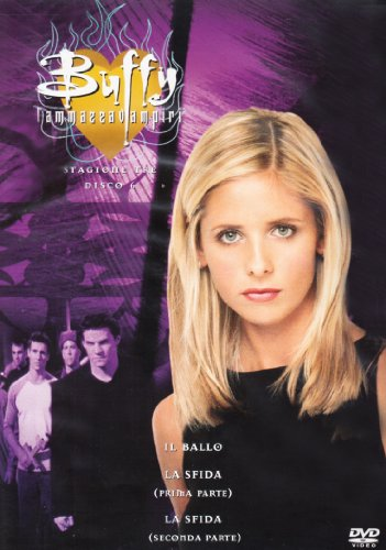 Buffy - The Vampire Slayer Season 3 (UK) -- via Amazon Partnerprogramm