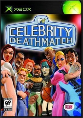 Celebrity Deathmatch (German) (Xbox) -- (c) DCI AG