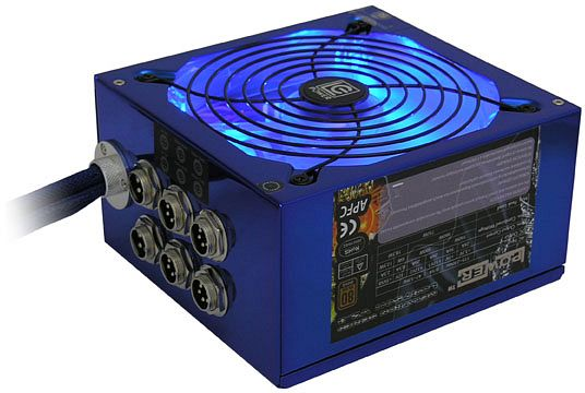 LC-Power LC8750II Metatron Prophecy 2 700W ATX 2.3