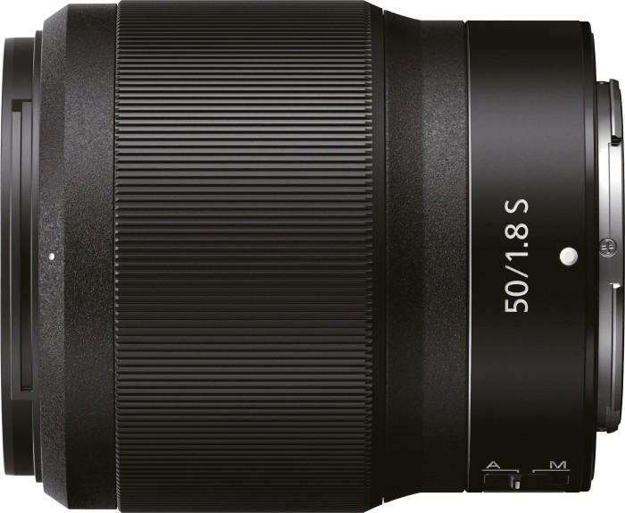Nikon Z 50mm 1.8 S black (JMA001DA)