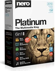 Nero Platinum 2019 (deutsch) (PC)