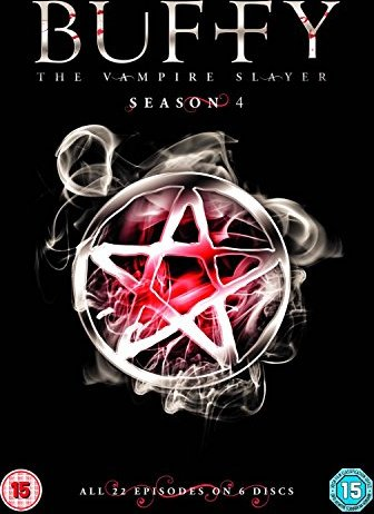 Buffy - The Vampire Slayer Season  4 (UK) -- via Amazon Partnerprogramm