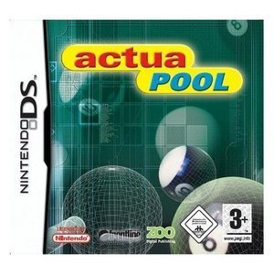 Actua Pool (English) (DS)