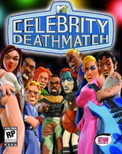 Celebrity Deathmatch (German) (PC) -- via Amazon Partnerprogramm
