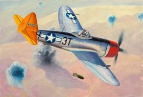 Revell Micro Wings P-47D Thunderbolt (04929)