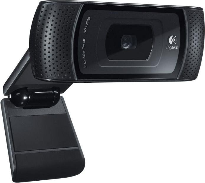 Logitech HD webcam B910, USB 2.0 (960-000684)