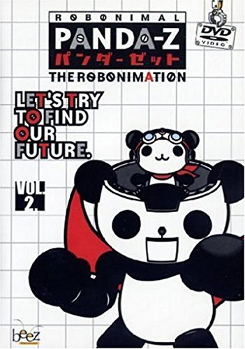 Panda-Z Vol. 2 -- via Amazon Partnerprogramm