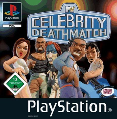 Celebrity Deathmatch (PS1) -- via Amazon Partnerprogramm