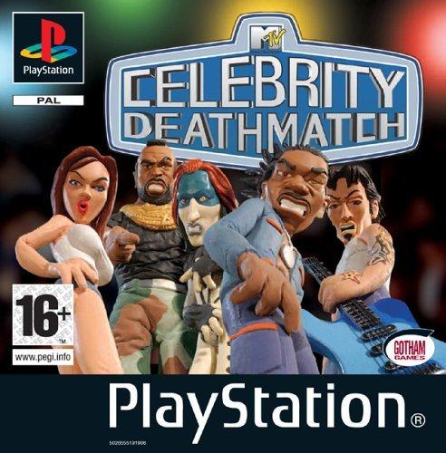 Celebrity Deathmatch (PS1) -- via Amazon Partnerprogramm