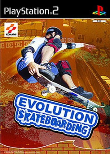 Evolution Skateboarding (German) (PS2) -- via Amazon Partnerprogramm