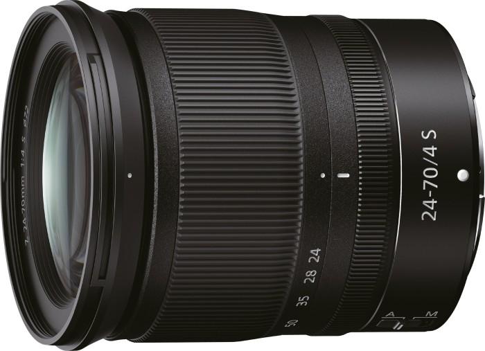 Nikon Z 24-70mm 4.0 S black (JMA704DA)