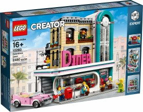 LEGO Creator Expert - Downtown Diner (10260)
