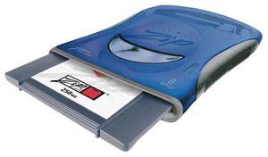 LenovoEMC ZIP-Drive 250MB extern/USB (32828)