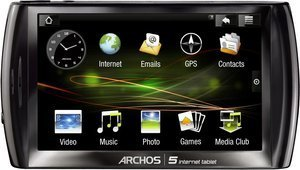 Archos 5 Internet Tablet  16GB (501312)