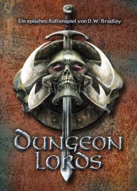 Dungeon Lords (niemiecki) (PC)