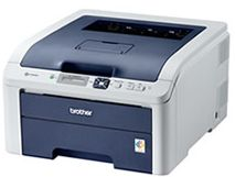 Brother HL-3040CN, colour laser