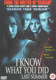I Know What You Did Last Summer (DVD) (UK)