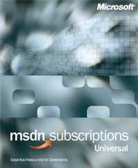 Microsoft MSDN 7.0 universal Update - 2 years (English) (PC) (534-02130-2Y)