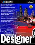 Micrografx: designer 9.0 (PC) (DE1L90GER)