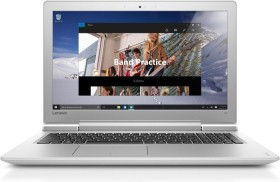Lenovo IdeaPad 700-15ISK weiß, Core i5-6300HQ, 8GB RAM, 500GB HDD, GeForce GTX 950M, DE (80RU0008GE)
