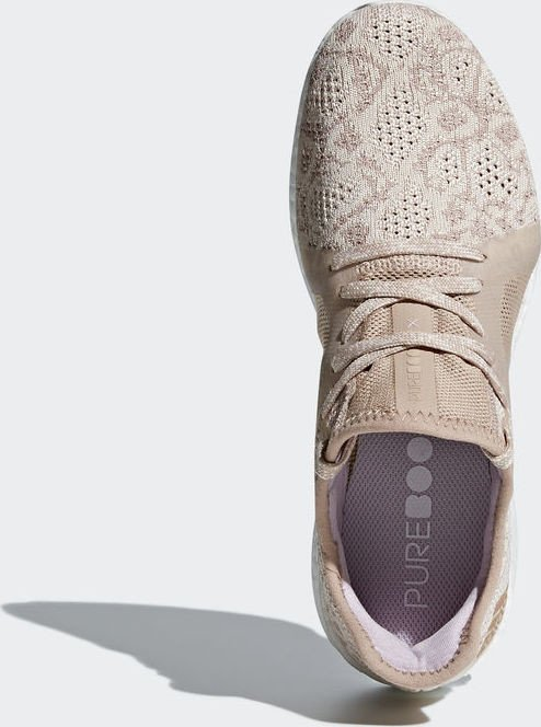 adidas Pure Boost X Element ash pearlhi res blue (Damen) (BB6088)