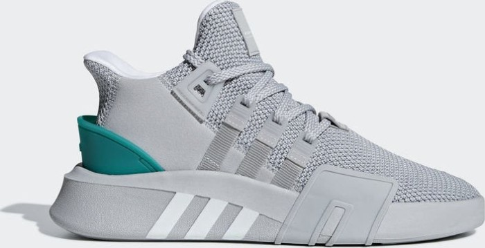 online store 0b279 6172c adidas EQT Bask ADV grey two/ftwr white/sub green (men) (B37514) from £  96.34