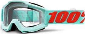 100% Accuri Goggle maldives/clear lens (50200-288-02)