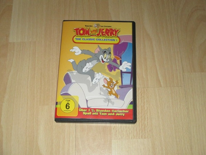 Tom & Jerry - Classic Collection 2 -- via Amazon Partnerprogramm
