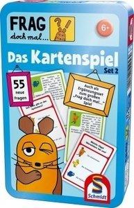 Die Maus - Frag doch mal ... Das Kartenspiel Set 2