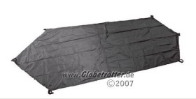VauDe tent pad for the Hogan Ultralight dome tent