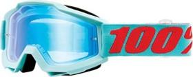 100% Accuri Goggle maldives/mirror blue flash lens (50210-288-02)