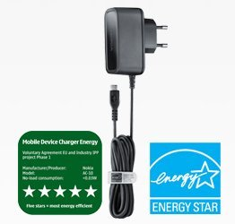 Nokia AC-10 energy saving charger