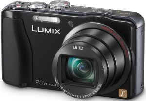Panasonic Lumix DMC-TZ31 black