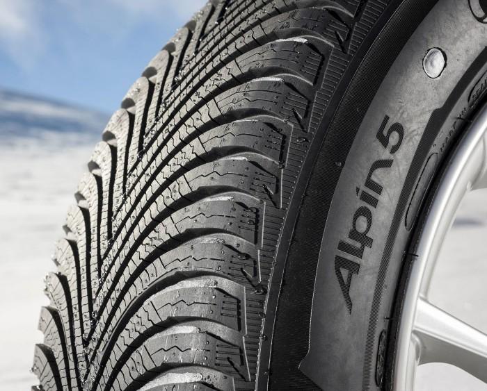 Frisk Michelin alpine 5 195/65 R15 91T starting from £ 54.10 (2019 DK-72