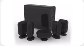 Q Acoustics Q 7000i Plus 5.1 schwarz