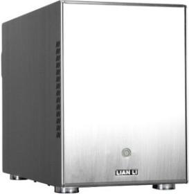 Lian Li PC-Q25A silber, Mini-DTX/Mini-ITX