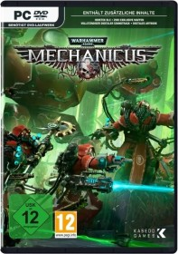 Warhammer 40.000: Mechanicus - Heretek (Download) (Add-on) (PC)