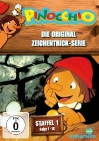 Pinocchio Staffel 1 (Folgen 1-18)