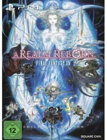 Final Fantasy XIV: A Realm Reborn - Collector's Edition (MMOG) (PS4)