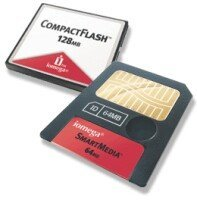 LenovoEMC CompactFlash Card [CF] 128MB