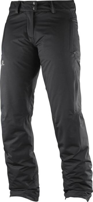5ea1f6f53788 Salomon Stormspotter ski pants long black (ladies) (392157) starting ...