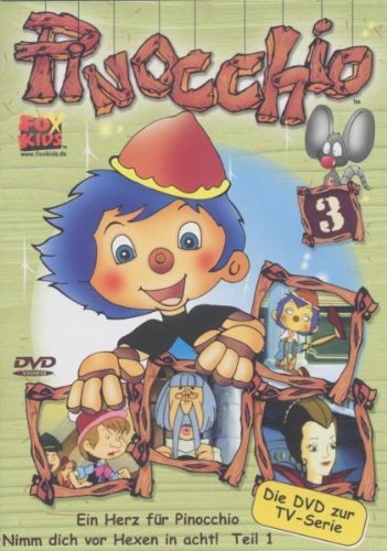 Pinocchio Vol. 3 -- via Amazon Partnerprogramm