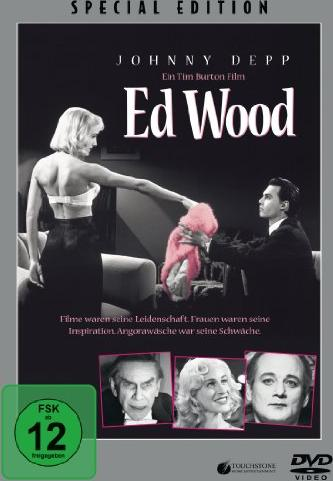 Ed Wood (Special Editions) -- via Amazon Partnerprogramm