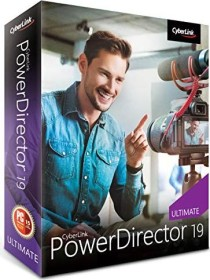CyberLink Power Director 19 Ultimate (German) (PC)
