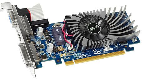 ASUS 210-1GD3-L, GeForce G 210, 1GB DDR3, VGA, DVI, HDMI (90-C1CS40-L0UANAYZ)