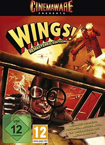 Wings (remastered) (German) (PC) -- via Amazon Partnerprogramm