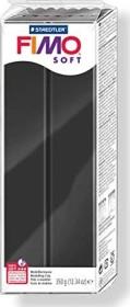 Staedtler Fimo Soft 350g schwarz (80229)